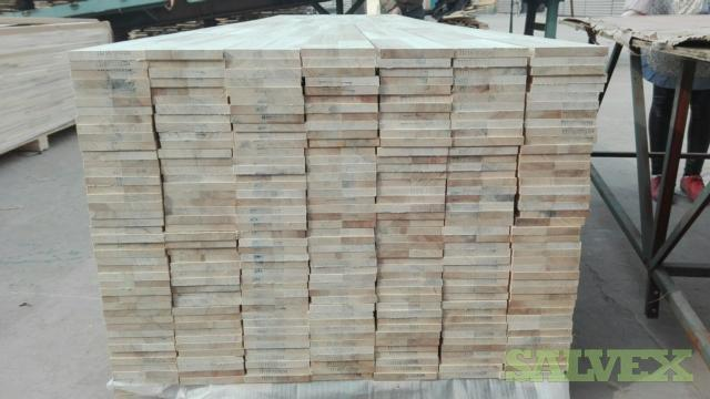 Finger Joint Poplar Moulding (1,654 Pcs)