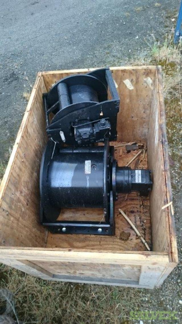 Barciet Hydraulic Winches 2007 (2 Units)