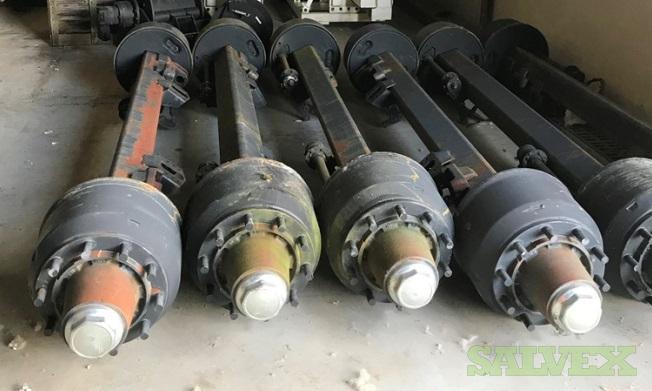 Axles / 17 Ton Capacity / 110 Inch (6 Units)