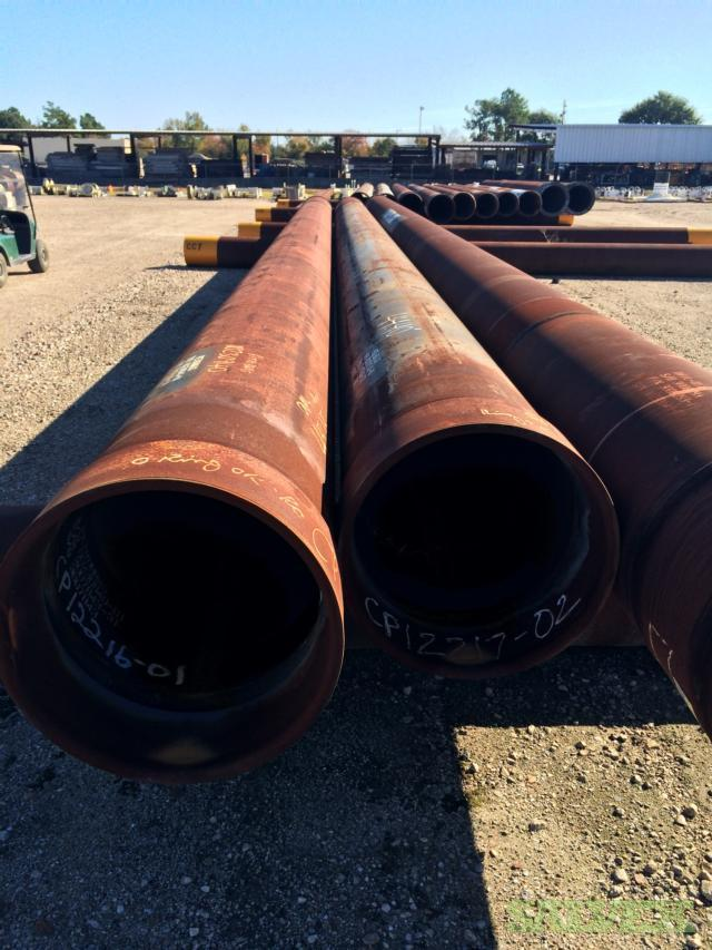 22 & 36 Surplus Line Pipe (412 Feet / 96 Metric Tons)