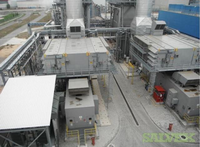 Sprint Power Plant - 120 MW Complete Combined Cycle 2 x GE