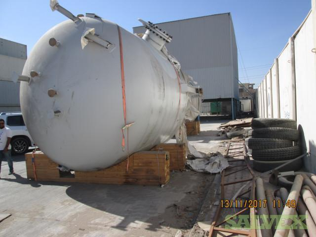 Industrial Coalescing Carbon Filter and Carbon Filter (Water Treatment Equipment)