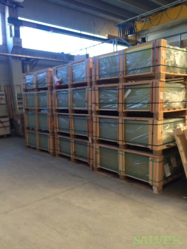 Centrosol PV Glass Raw Materials for Solar Modules (11,899 Pieces)