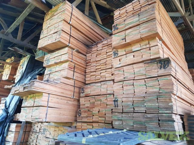 Lumber - Kiln Dried Pine Boards (350,000 BF)