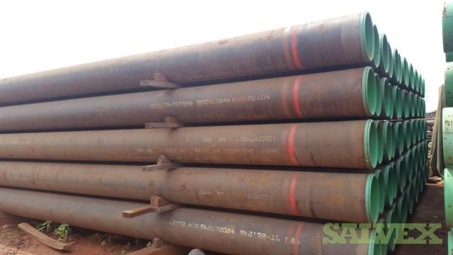 17 88.10# L80 WEDGE 521 DPLS R3 Surplus Casing (9,500 Feet / 380 Metric Tons)