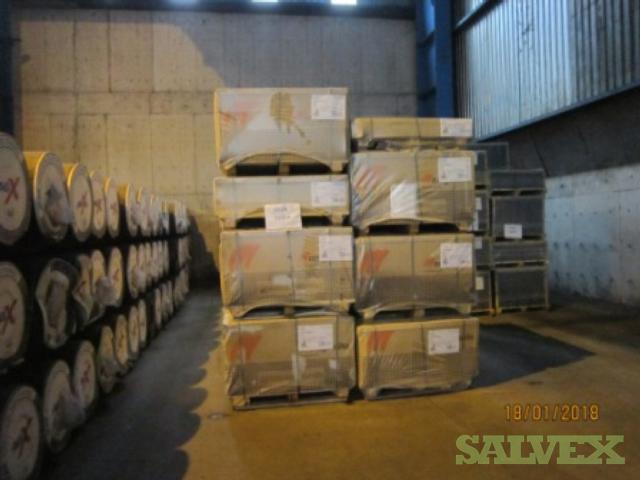 Refractory Bricks (111,596.320  Kg)