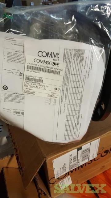 MPO to LC 12Fiber Plenum Commscope - 24 boxes of 550