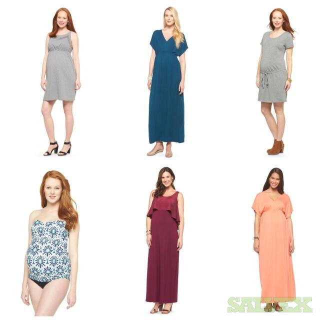 Maternity Dresses Assorted Sizes and Styles. 210 Units, Retail $ 6,213.90