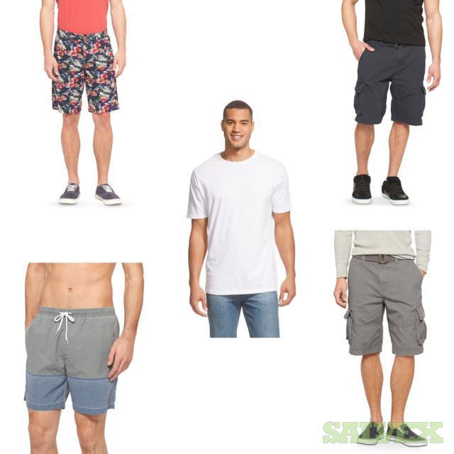 Men's Tees and Shorts, 389 Units, Retail $7,145.97
