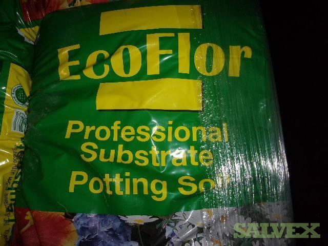 NordTorf EcoFlor Professional Substrate Potting Soil (37,950 Lbs)