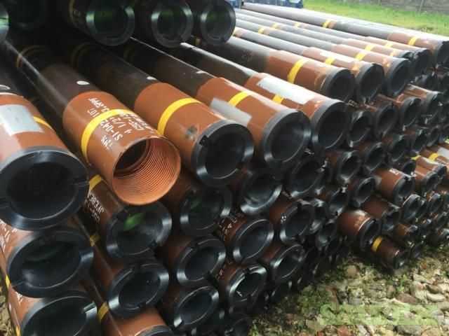 4 1/2 13.50# 13CR95 JFE Bear R3 Surplus Casing (6,000 Feet / 37 Metric Tons)
