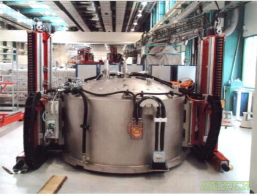 Centrotherm SiTec Multi Crystalline Ingot Furnaces (16 Units)