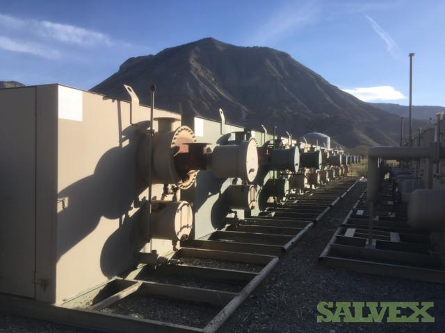 Cimarron Singlewell Dehydration Units 500 PSI (97 Units)