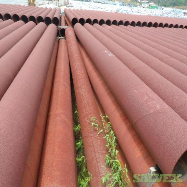 20 0.375WT X42 Surplus Line Pipe (29,856 Feet)