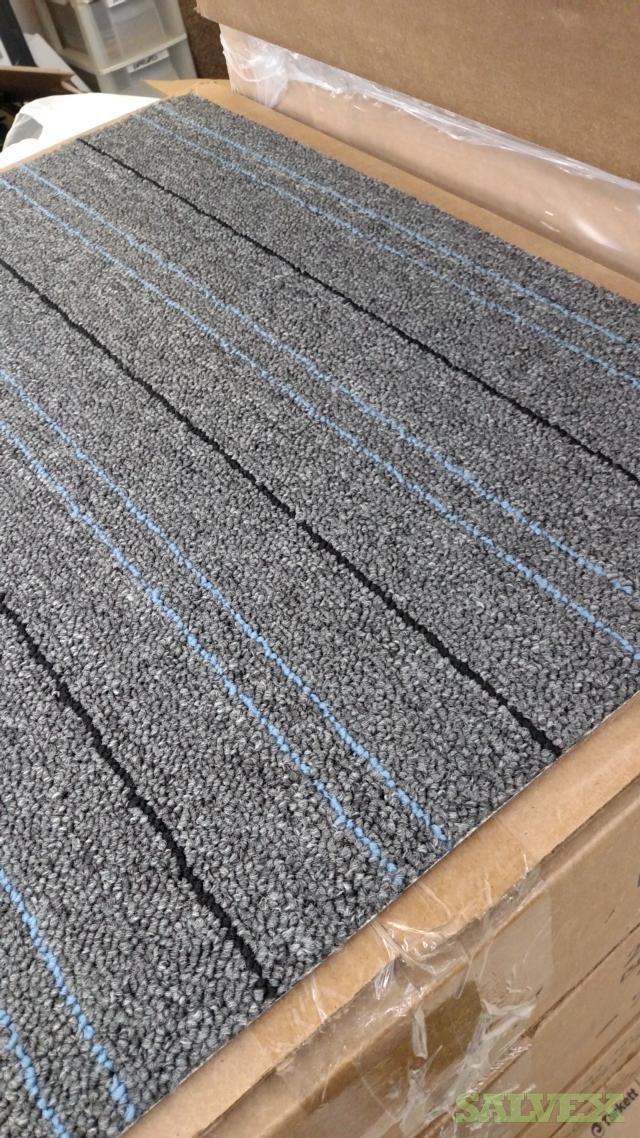 Peel and Stick Commercial Carpet Tile (54,000 Sqft)
