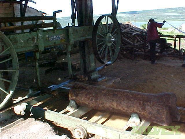 Log mill