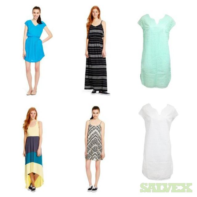 Women's Dresses 334 Units, Retail $8,936.12