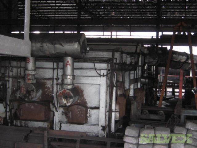 Steel Rebar Rolling Mills (2 Units)