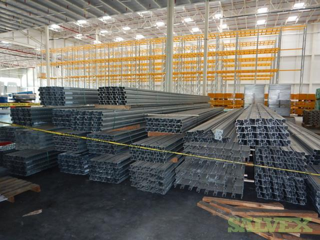 Bito Pillars for Pallet Racks 1,500 Units
