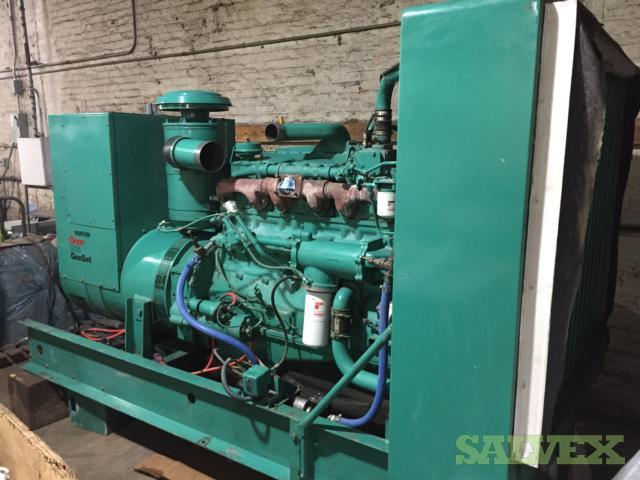 Onan 275 Genset with Cummins NTA 855G Engine