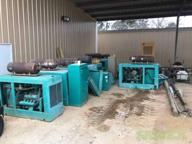 Onan Gensets 55KW and 37KW 1984 (5 Units)