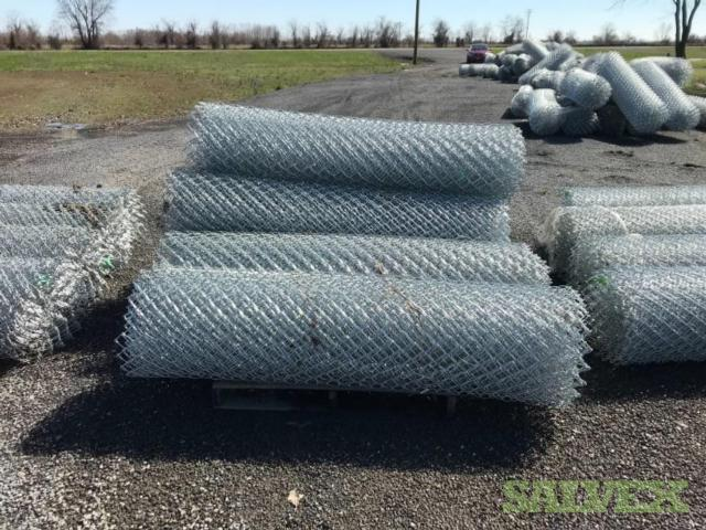 Chain Link Fencing (200 Rolls)