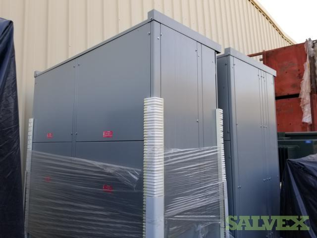 BOS PV Equipment: Trackers, Transformers, Recloser, Panel Board (1,502 Units)