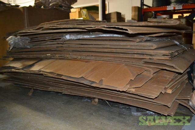 Gaylord Boxes Used Units - 17 Pallets