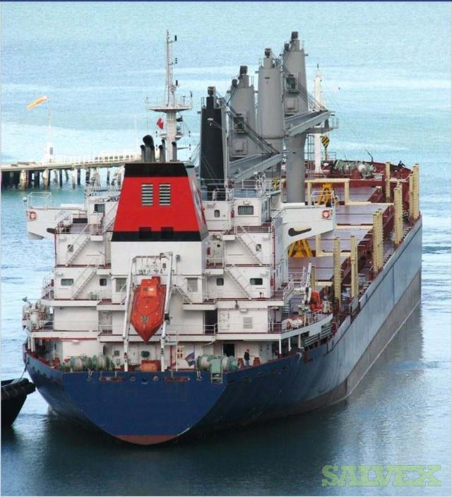 Tsuji China Built Handy Bulkers (2 Units)