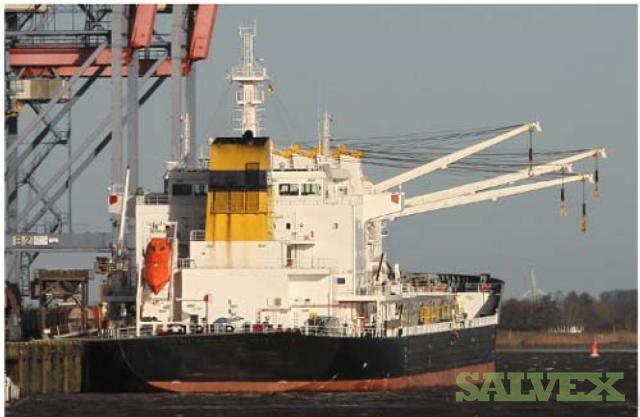 2013 Yangfan 37,144TDW Handy-size  Vessel - NOT A SCRAP VESSEL