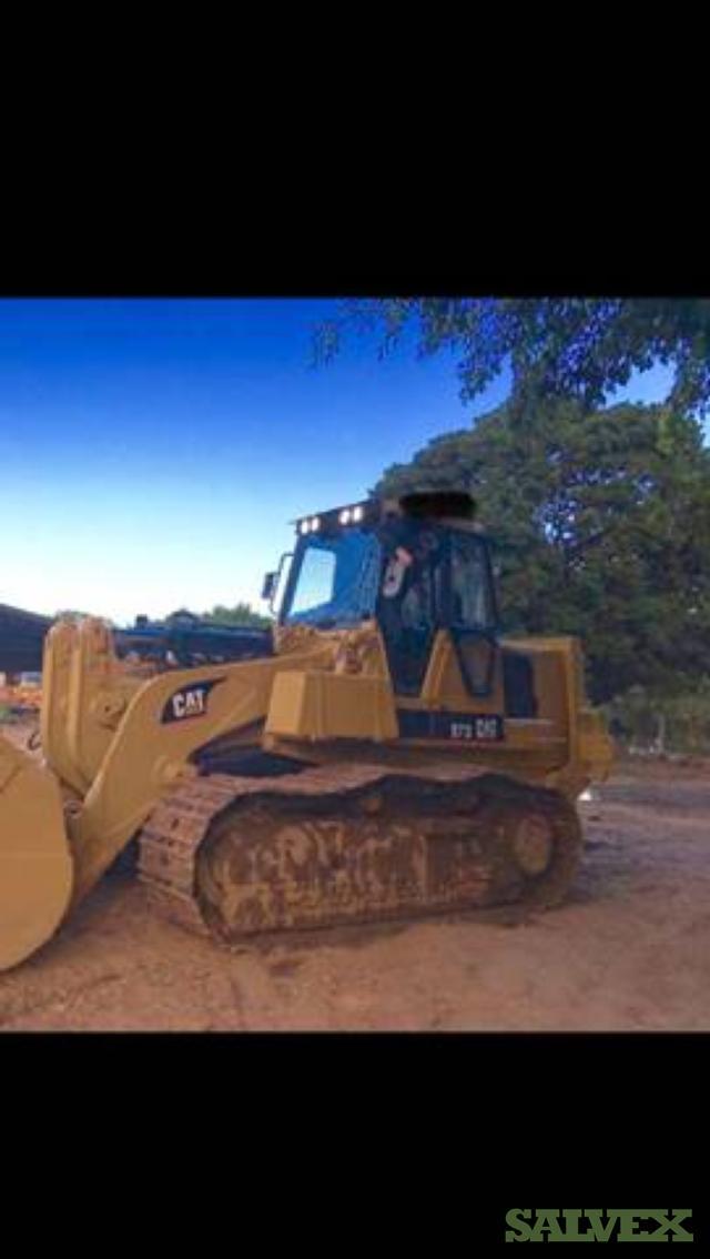 Cat Excavator 973Z