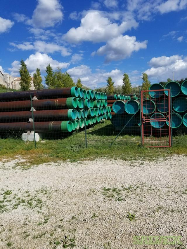 18 5/8 99.00# K55 TSH ER R3 Surplus Casing (3,198 Feet)