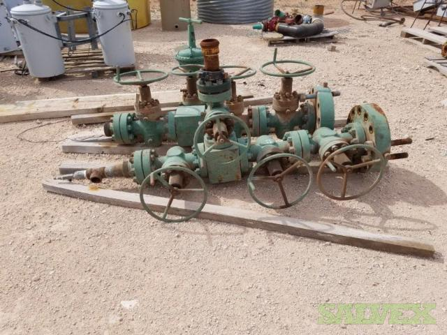 5K Wellheads - Cameron and GE Spares