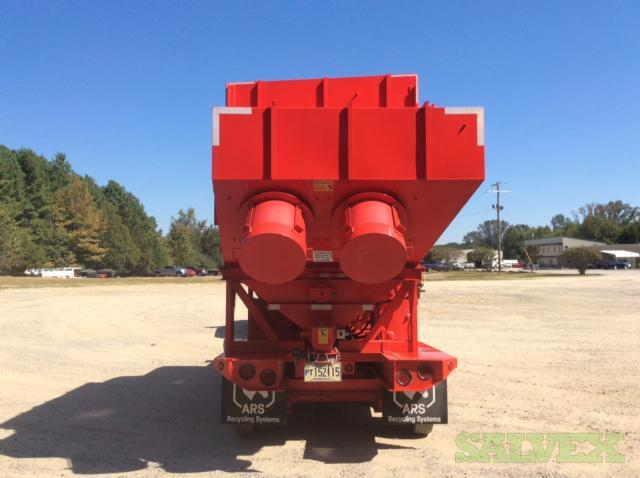 28,000 CFM @ 16 wg ARS DC-28 Dust Collector  Diesel or Electric (1 Unit)