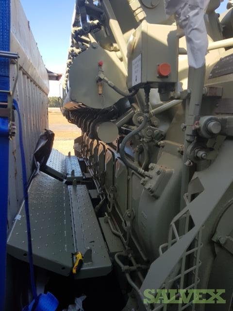 Overhauled GE 7FDL Locomotive Engine (Dash 8)