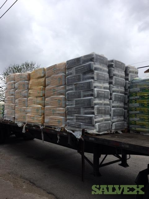EcoFlor Professional Substrate Potting Soil and Peat Moss (37,920 Lbs)
