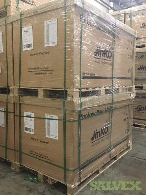265W-365W Jinko Solar Panels - (58 kW)