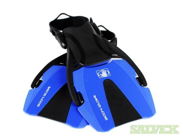 Body Glove Snorkels, Swim Masks and Fins (5145  Pcs)