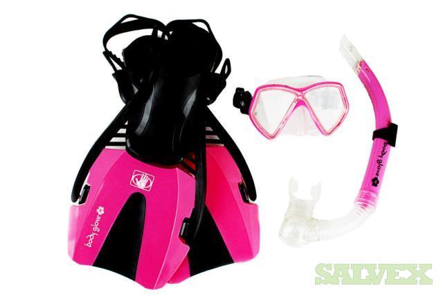 Body Glove Diving & Snorkeling : Snorkels, Swim Masks and Fins (5145  Pcs)
