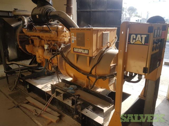 CAT GES380 Generator Set 350 kw (1 Unit)