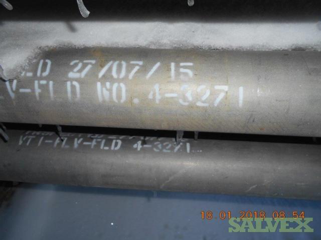 3 1/2 9.20# SM2535 New Vam R2 Surplus Tubing (3,937 Feet / 16 Metric Tons)
