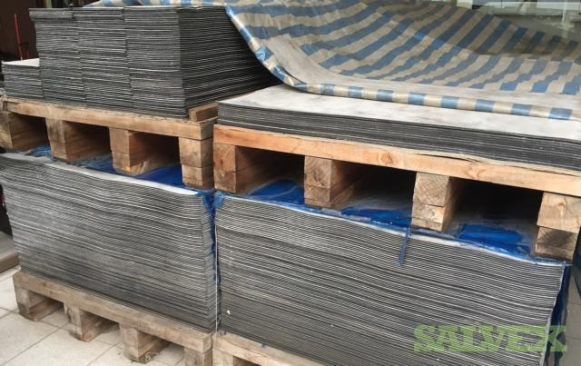 Flexible Mass Loaded 8x4 Vinyl Barrier for Sound Insulation Sheets (200 Sheets)