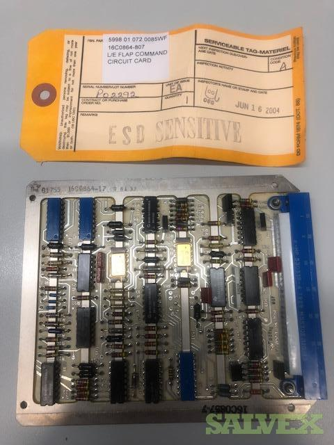 Spare Parts for the General Dynamics F-16 Fighting Falcon (4 Items)