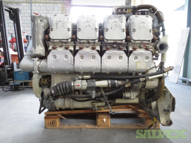 Mercedes Benz MB 837 BA-500 Motors (47 Units)