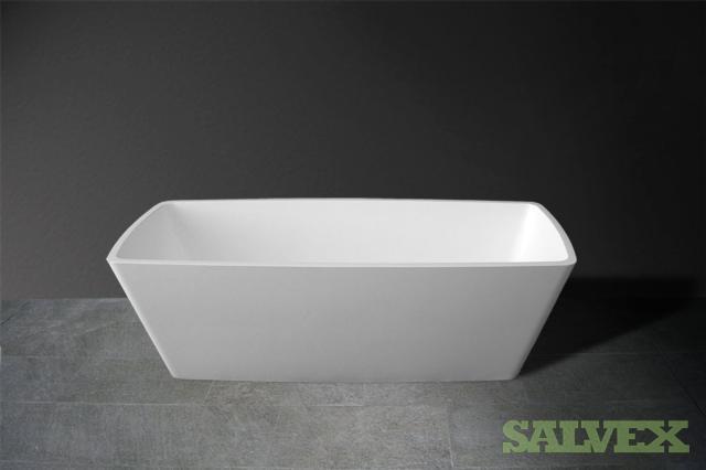 Bath tub  1x16.05x67.5x4.65cm 1x 164x68.5x55.5cm