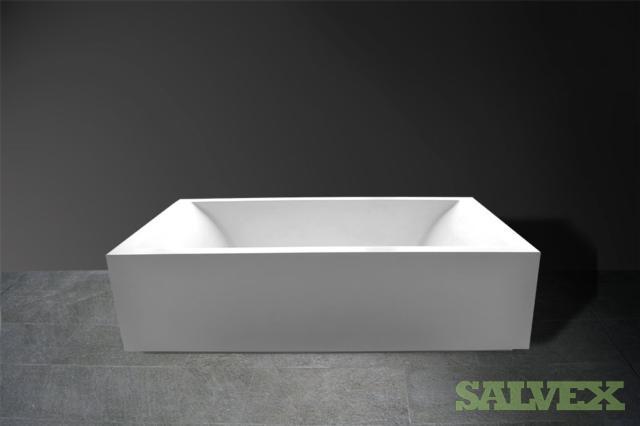1 x Bath 187x900x55.5cm