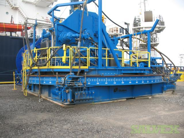 Skagit HPW-600 Single Drum Hydraulic Winch 175 Te