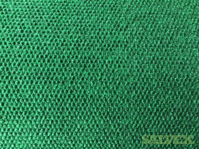 Heavy Duty Indoor/Outdoor Carpet -Green -100,000 Sqft