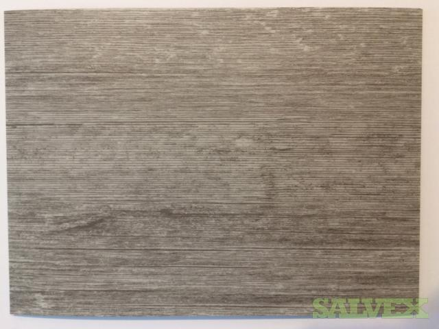 Shaw Commercial Grade Vinyl Flooring - Made in the USA - 50 Pallets/100,100Sf