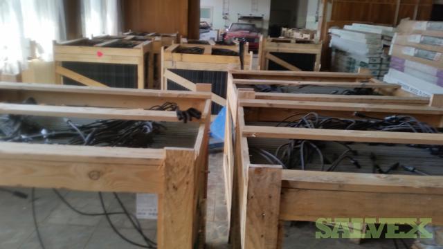 105W PV Solar Panels - QCells $0.10/Watt $10/panel